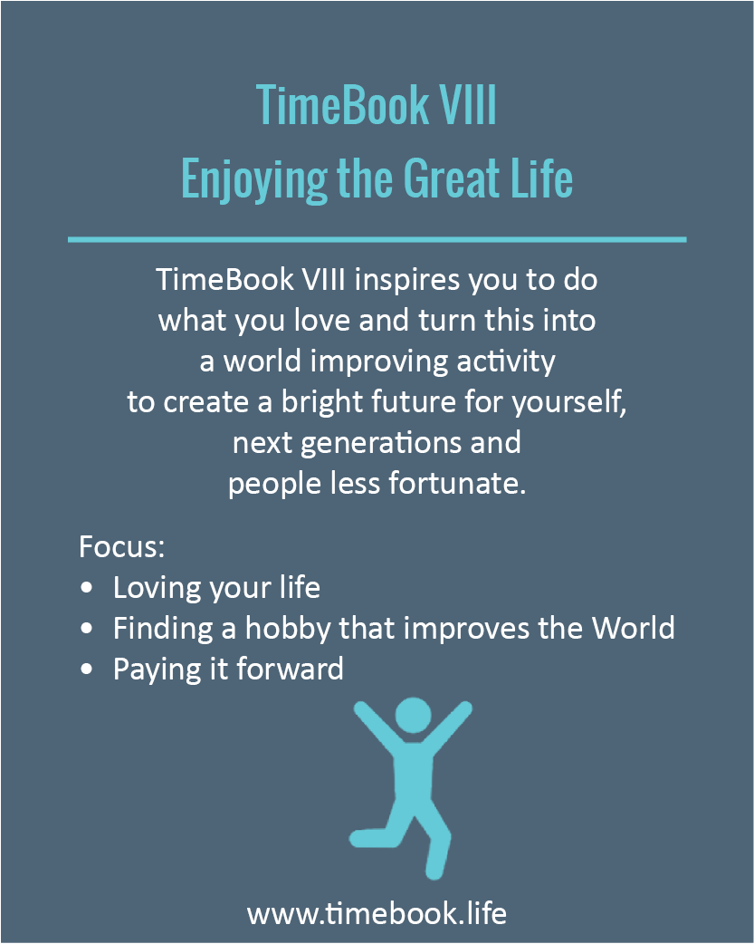 TimeBook VIII - Enjoying the Great Life