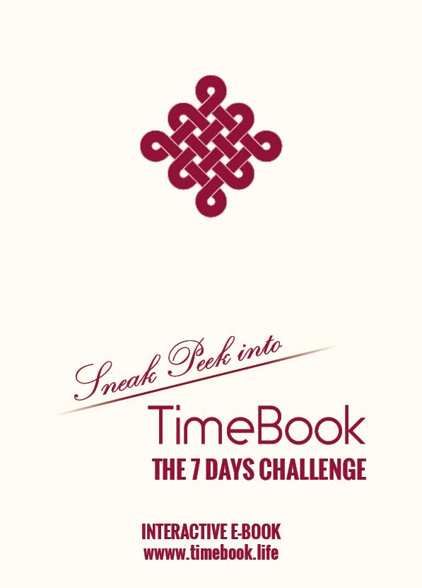 Sneak Peek into TimeBook