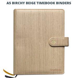 Birchy Beige Binder Title