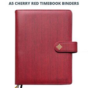 Cherry Red Binder Title