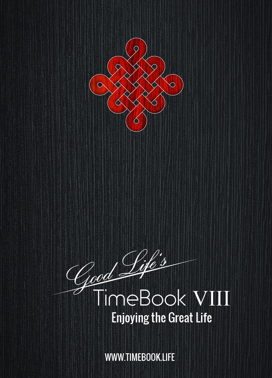 !KICKSTART! TimeBook VIII - Enjoying the Great Life